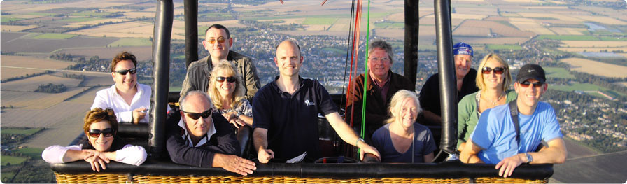 Anytime Plus balloon flight voucher
