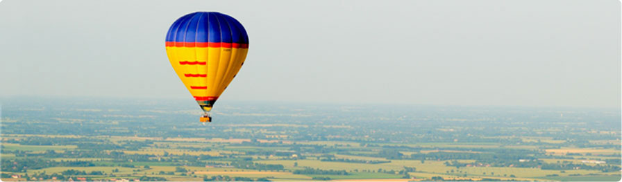 Midweek Sunrise Ballon Flight Voucher